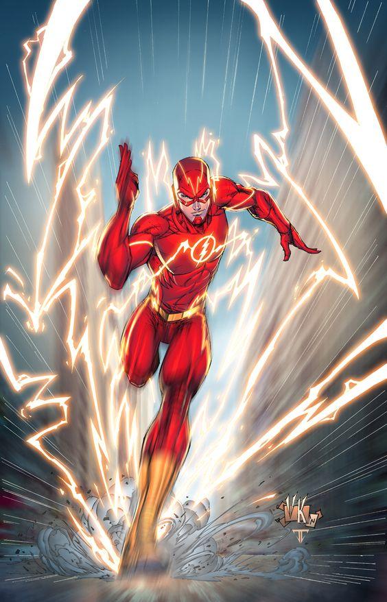 Flash Affiliation Société de Justice d'Amérique, Ligue de justice d'Amérique Alias Barry Allen  Apparus Smallville, Arrow, Flash Née en 1940 Ennemis jurée Professeur Zoom