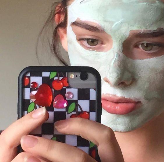 ℓiℓu Vyasskye Blacktangledhrt Skin Care Beauty Skin Beauty Skin Care