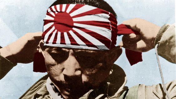 Combates Aéreos - Kamikazes, as bombas humanas - History Channel [Dublado]
