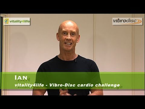 Vitality for Life - Vibro-Disc - YouTube