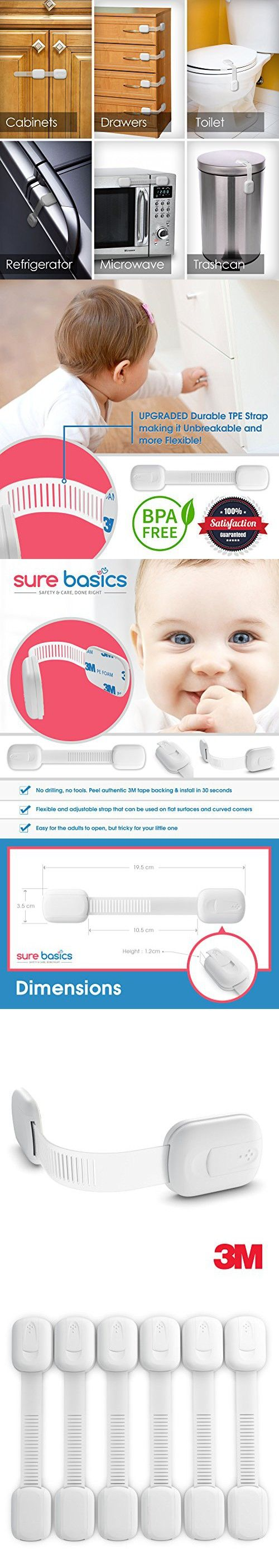 Child Safety For Cabinets Adjustable Child Safety Locks To Baby Proof Cabinets Drawer