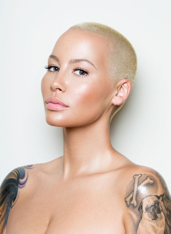 Amber Rose for UMOMAG ,November issue ! Highest Quality !