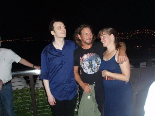 Damien Echols Jason Baldwin And Jessie Misskelley Eddie Vedder, Damien E...