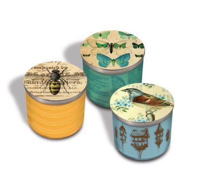 Half Pint Candles from Skeem