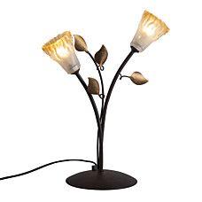 """Tischleuchte Vedelago 2 Antik - Entscheiden Sie sich für diesen wunderschönen Klassiker in raffiniertem #Design! Die romantische Tischleuchte """"Vedelego"""" zaubert eine warme #Atmosphäre in Ihr #Zuhause. Bezauberndes Design kombiniert mit kleinen Baumblättern, fantastisch! Die """"Vedelago- Leuchtenserie"""" ist #handgefertigt in Italien, Kurz gesagt: Top-Produkt! #Innenbeleuchtung #lampenundleuchten.at #Tischleuchte"""