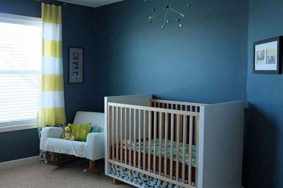 Blue/Yellow Nursery