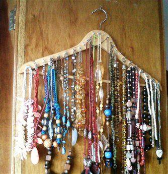 Organizador para tus collares