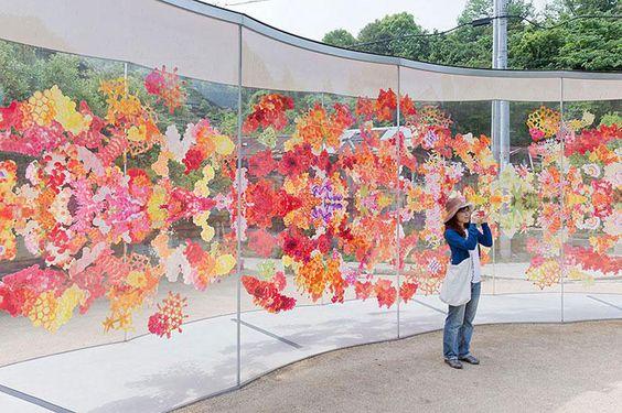 Inujima Art House, un parco naturale-artificiale impregnato di arte e architettura. #LivingCorriere