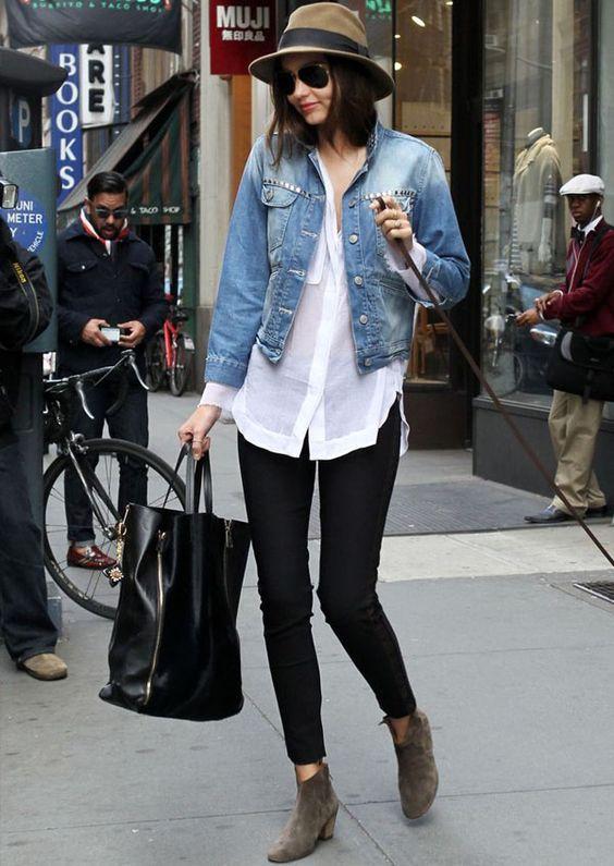 miranda-kerr-street-style-jaqueta-jeans-e-skinny-pants:
