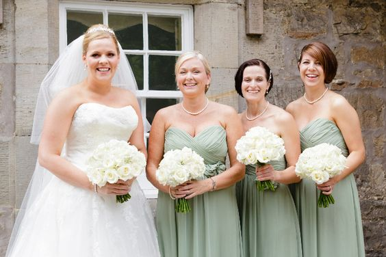 Wedding and Floral Event Styling from Planet Flowers: Natalie & Steven - Hopetoun House:
