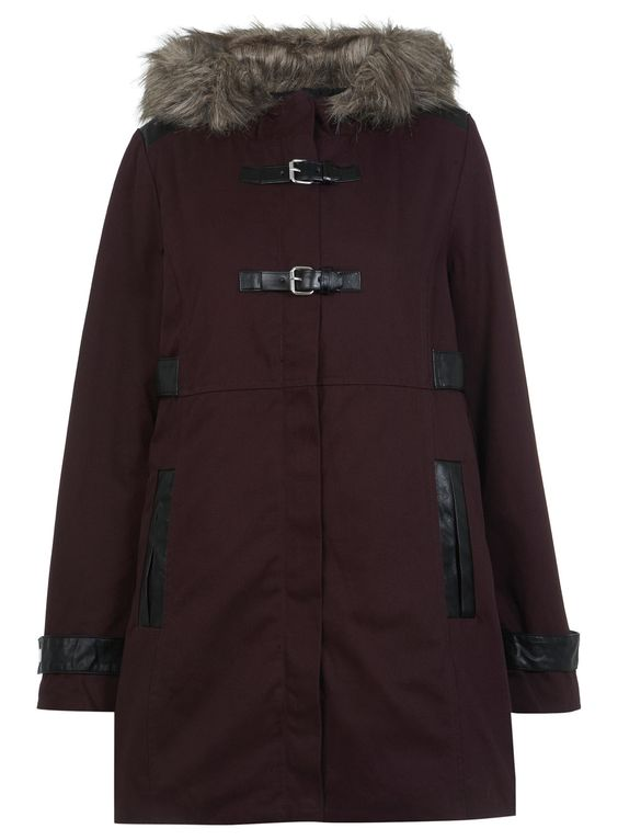 Miss Selfridge Parka