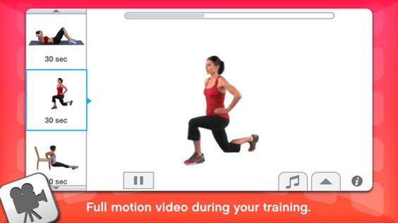 Student App of the Week: 7-Minute Workout