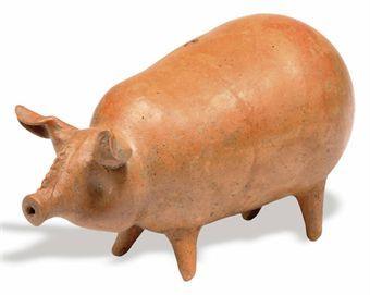 Image result for pig ancient greek