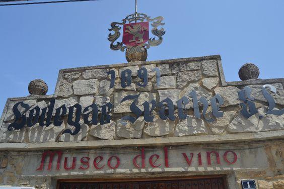 Museo del Vino de Bodegas Irache