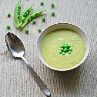 ... Pea and Rosemary Soup | recipes and edibles | Pinterest | Soups