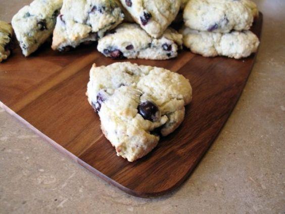 The Best Scones. Ever | Recipe | Scones, Blueberry Scones and Magpie