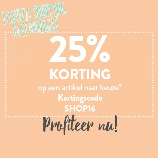 Vandaag, woensdag 23 maart, Divoza Shopping Day & Night met 25% korting in megastores tot 21:00 uur en online met de kortingscode. #divoza #shopping #korting #discount #ruitersport #equestriansport #paardensport #mode #fashion
