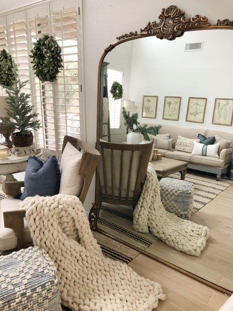 The Grand Amelie Mirror Styled By Desertdecor Home Decor Living Room Designs Interior Design