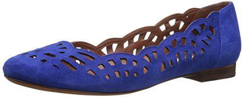 Lauren Ralph Lauren Women's Caley Ballet Flat, Royal, 7.5 B US Lauren by Ralph Lauren http://www.amazon.com/dp/B016S55Q3G/ref=cm_sw_r_pi_dp_JG12wb09X3VAT