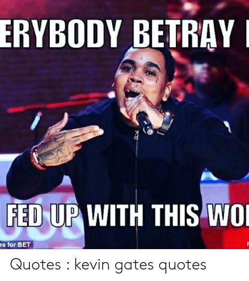 Bet im on it kevin gates magarey medal betting 2021 dodge