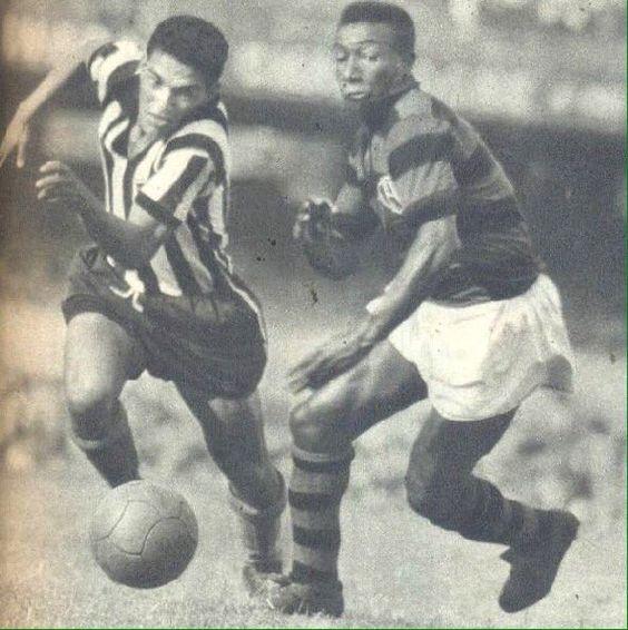 #Garrincha #Botafogo #Brazil (1960)