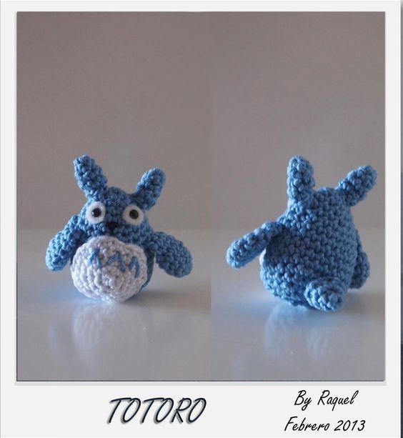 #amigurumi #totoro