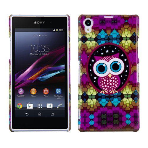 kwmobile® Hardcase Eulen Design für Sony Xperia Z1 in Pink Grün KW-Commerce http://www.amazon.de/dp/B00GUP97I0/ref=cm_sw_r_pi_dp_l6qpub184XXGH