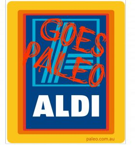Aldi Goes Paleo. Can you get everything you need to follow a paleo diet from Aldi? You sure can!