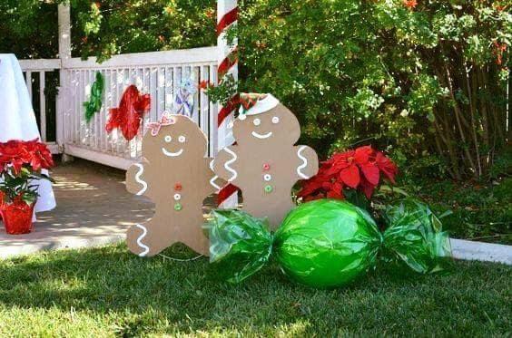 2020 Madera Christmas Parade Pin by Stacy Berger on Adornos en madera in 2020 | Gingerbread