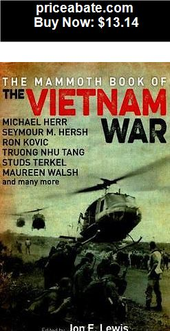 Cookbooks: The Mammoth Book of the Vietnam War - BUY IT NOW ONLY $13.14
