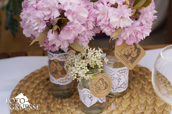 Fotogruesse: Auf die Stempel fertig los....Stempelideen für's Hochzeitsfest