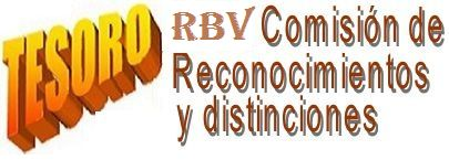 Comisión de Reconocimientos y distinciones de la RBV: