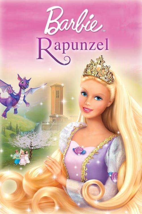 Barbie Como Rapunzel 2002 Pelicula Completa En Espanol Latino Online Rapunzel Barbie Rapunzel Movie Barbie Movies
