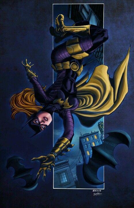 Batgirl by Robert Atkins