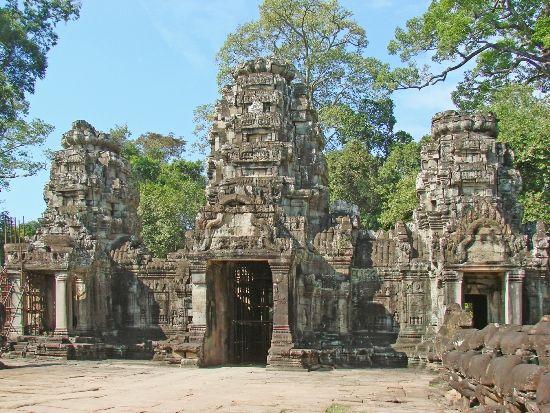 Preah Khan - ngôi đền hậu phương vững mạnh của đế chế Angkor