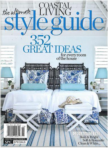 Coastal Living Decorating Styles | beach house decorating style information | New home decoration ideas ...