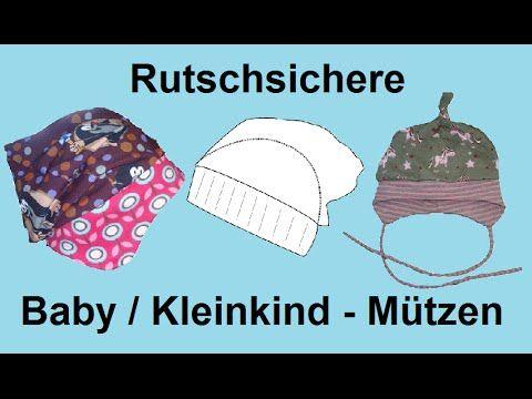 "Freebook & Schnittmuster: http://nuckelbox.blogspot.de/p/tutorial-schnittmuster-muetze.html Die Ergänzung zum Tutorial ""Die Rutschsichere Beanie"" - Videoanle..."