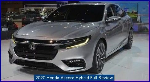 2020 Honda Accord Hybrid All New Honda Accord Sedan Experience In 2020 Honda Insight Honda Accord Honda