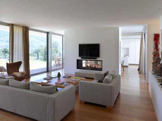 Separacion living comedor detalles de arquitectura for Diseno de interiores living comedor