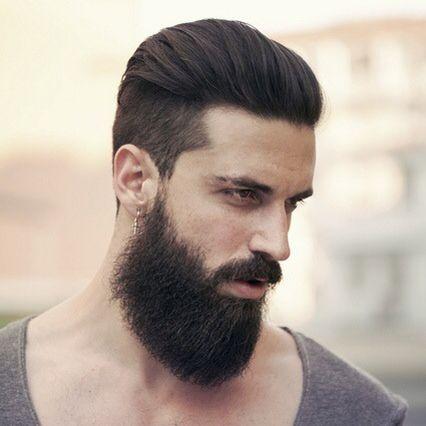 Superb Style Beard Styles And Beards On Pinterest Short Hairstyles For Black Women Fulllsitofus