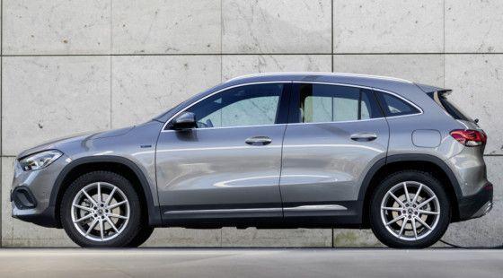 Nuevo Motor Hibrido Phev Para La Gama Compacta De Mercedes