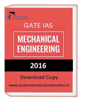 Get GATE IAS Mechanical Engineering