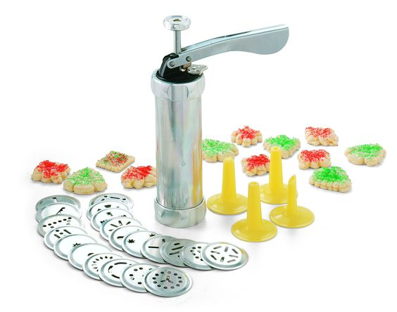 Shop Taste of Home - Deluxe Cookie Press/Icing Gun Set
