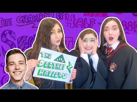 Harry Potter In 99 Seconds Official K3 Sisters Band Full Version Youtube Sister Band Hamilton Soundtrack Harry