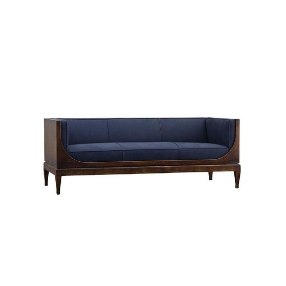 Van Thiel Consul Homer's Sofa