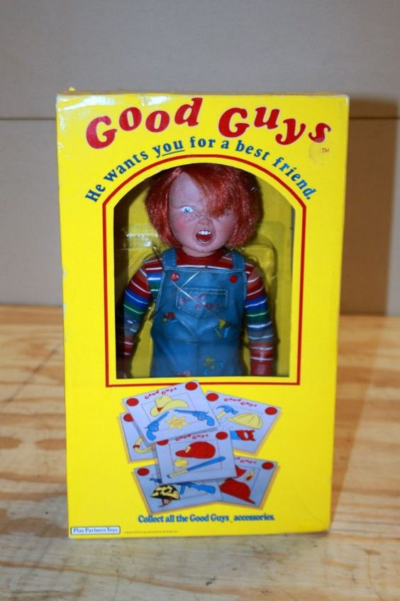 Good Guy Doll Childs Play