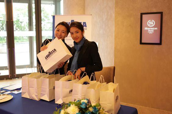 #lavaza #distributors #meeting #Seoul #Korea #triumphasia