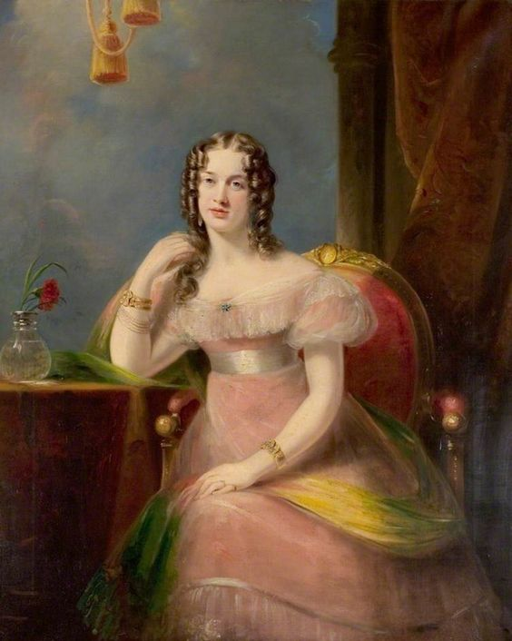 Louisa Wildman by James Lonsdale (Newstead Abbey - Nottingham, East Midlands UK) bbc.co: