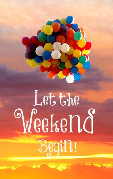 Happy Weekend!: