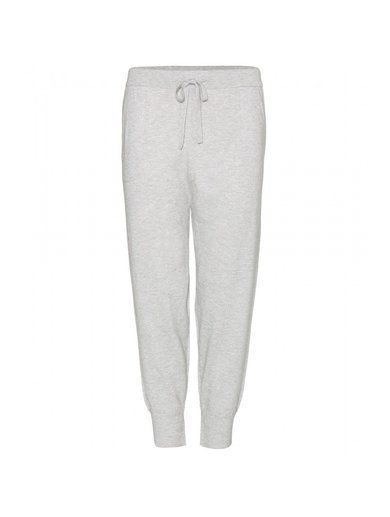 'Light grey cotton and cashmere-blend track pants By Jardin des Orangers' www.sellektor.com